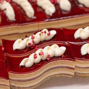Raspberry Torte