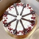 Luxury Red Velvet Cake Image